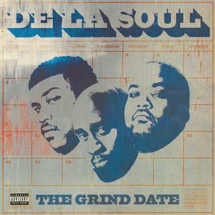 De La Soul - The Grind Date 2LP (Bonus Tracks)