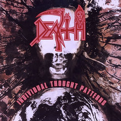 Death - Individual Thought Patterns (Clear With Pinwheel) LP