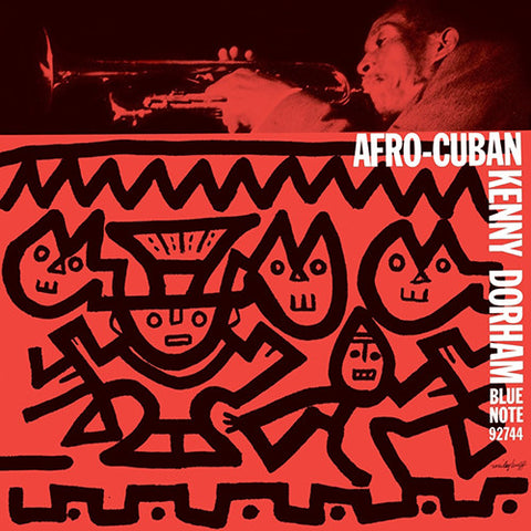 Kenny Dorham - Afro-Cuban LP