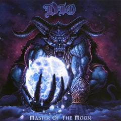 Dio - Master Of The Moon LP (lenticular cover)