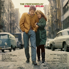 Bob Dylan - The Freewheelin' Bob Dylan LP