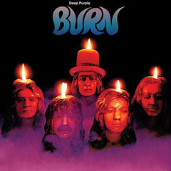 Deep Purple - Burn (Rocktober Purple Vinyl Edition) LP