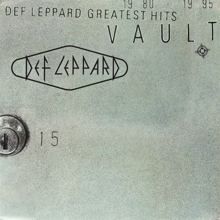 Def Leppard - Vault: Def Leppard Greatest Hits (1980-1995) 2LP