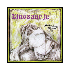 Dinosaur Jr - You're Living All Over Me LP