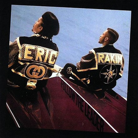 Eric B & Rakim - Follow The Leader 2LP