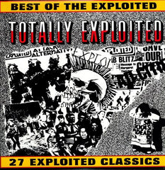 The Exploited - Best Of The Exploited: Totally Exploited 2LP