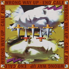 Brian Eno and John Cale - Wrong Way Up: 30th Anniversary LP