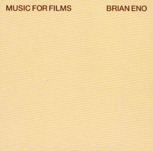 Brian Eno - Music For Films LP (180g)