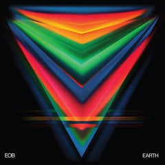 EOB - Earth LP (Radiohead's Ed O'Brien) Orange Vinyl