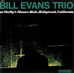 Bill Evans Trio At Shelly's Manne-Hole LP