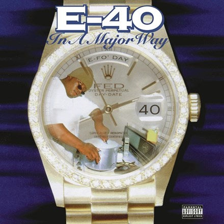 E-40 - In A Major Way 2LP + Download
