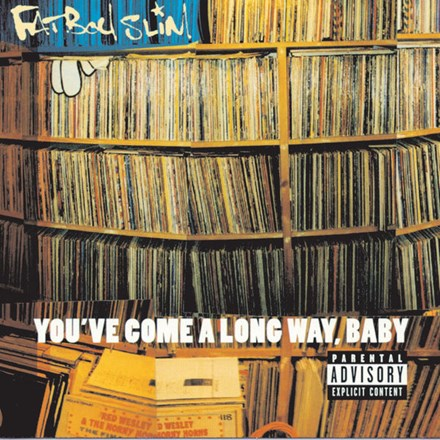 Fatboy Slim - You've Come A Long Way Baby 2LP (20th Anniversary Edition)