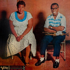Ella Fitzgerald And Louis Armstrong - Ella And Louie LP