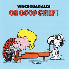 Vince Guaraldi - Oh, Good Grief! LP