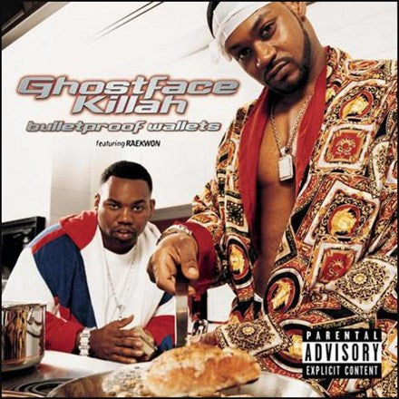 Ghostface Killah - Bulletproof Wallets 2LP