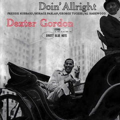 Dexter Gordon - Doin' Allright LP