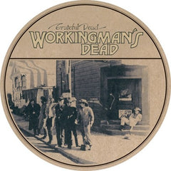 Grateful Dead - Workingman's Dead LP (Picture Disc, 50th Anniversary Edition)
