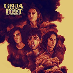 Greta Van Fleet - Black Smoke Rising EP