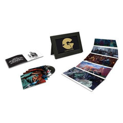 GZA - Liquid Swords : The Singles Collection 4x7-Inch Box