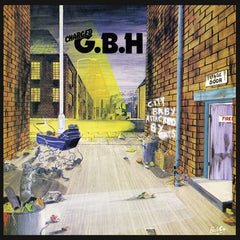 GBH - City Baby Attacked By Rats LP