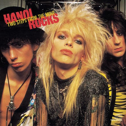 Hanoi Rocks - Two Steps From The Move LP