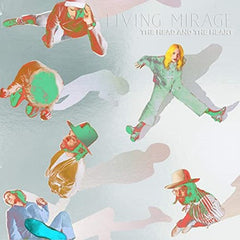 The Head And The Heart - Living Mirage 2LP (Deluxe Edition)