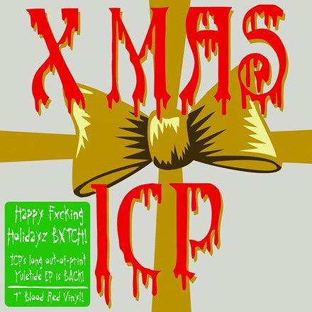 Insane Clown Posse- A Carnival Christmas 7-Inch EP