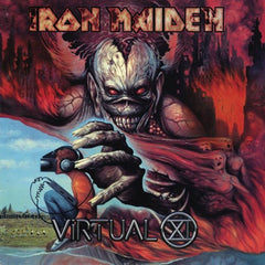 Iron Maiden - Virtual XI 2LP (180g)