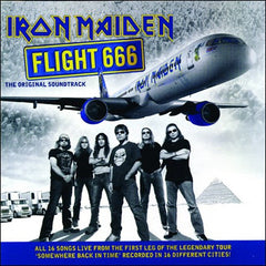 Iron Maiden - Flight 666 2LP (180g)