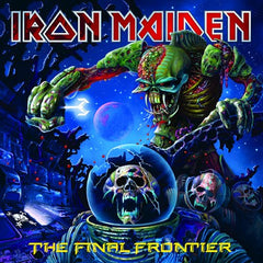 Iron Maiden - The Final Frontier 2LP (180g)