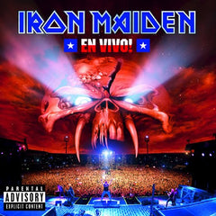 Iron Maiden - En Vivo! 2LP (180g)