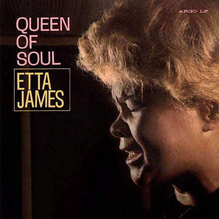 Etta James - Queen Of Soul LP