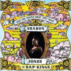 Sharon Jones - Give The People What They Want LP + Download