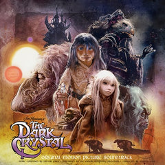 Trevor Jones - The Dark Crystal Soundtrack: 35th Anniversary Deluxe Edition LP (180g Colored Vinyl)