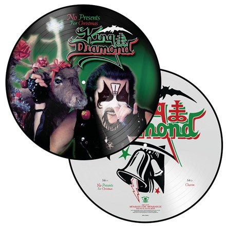 King Diamond - No Presents For Christmas Picture Disc