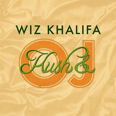 Wiz Khalifa - Kush & Orange Juice 2LP (Green Vinyl)