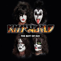 KISS - KISSWORLD:  The Best Of KISS 2LP
