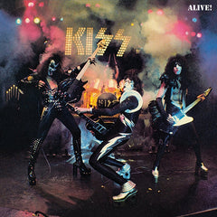 Kiss - Alive!  2LP