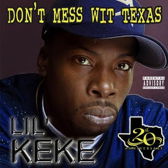 Lil Keke - Don't Mess Wit Texas 2LP