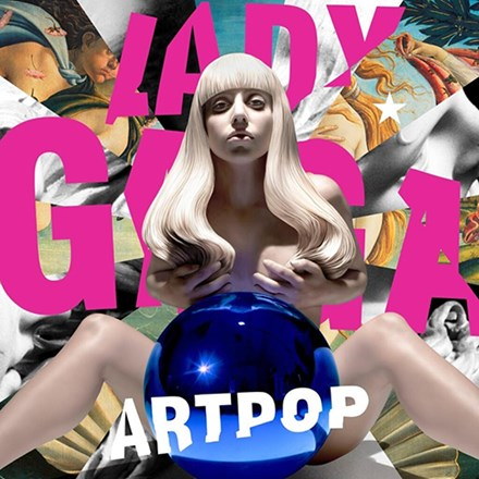 Lady Gaga - ARTPOP 2LP (2019 Edition)