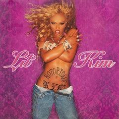 Lil' Kim - The Notorious K.I.M. (Pink/Gold Vinyl)