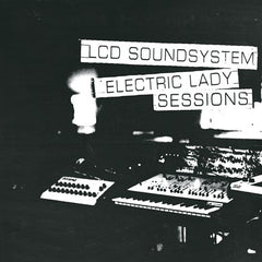 LCD Soundsystem - Electric Lady Sessions 2LP