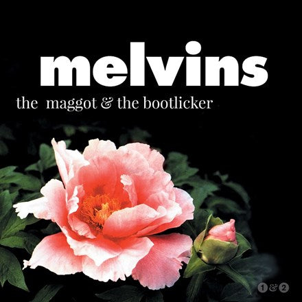 Melvins - The Maggot And The Bootlicker 2LP (Colored Vinyl)