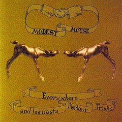 Modest Mouse - Everywhere And His Nasty Parlour Tricks LP