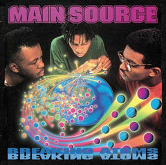 Main Source - Breaking Atoms LP (Remastered)