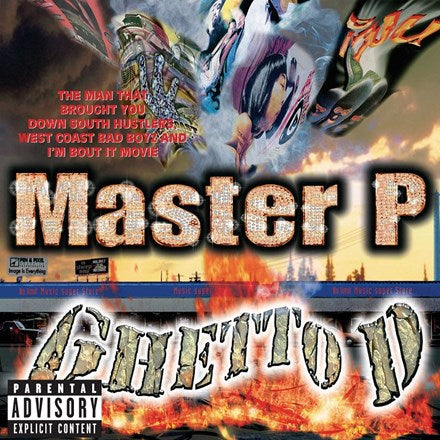 Master P - Getto D 2LP