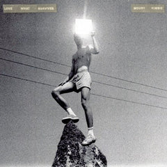 Mount Kimbie - Love What Survives 2LP