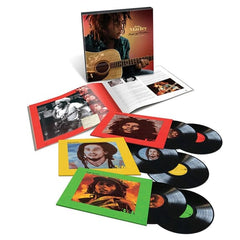 Bob Marley - Songs Of Freedom 6LP Box Set