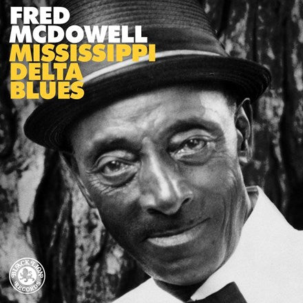 Fred McDowell - Missisippi Delta Blues LP