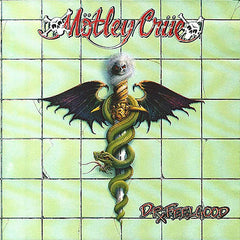 Motley Crue - Dr. Feelgood LP